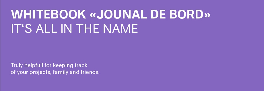 Journal de Bord 2018