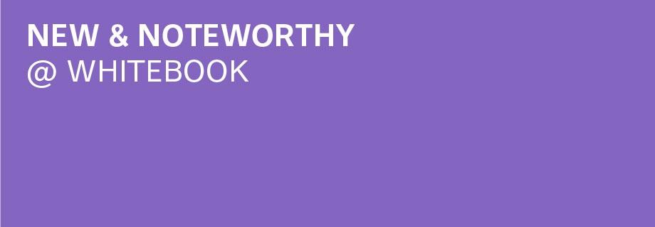 New&Noteworthy