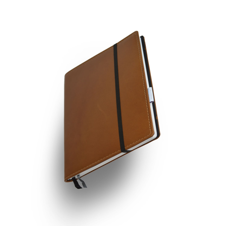 Whitebook Premium, P167w-XL, LV Cognac imperial