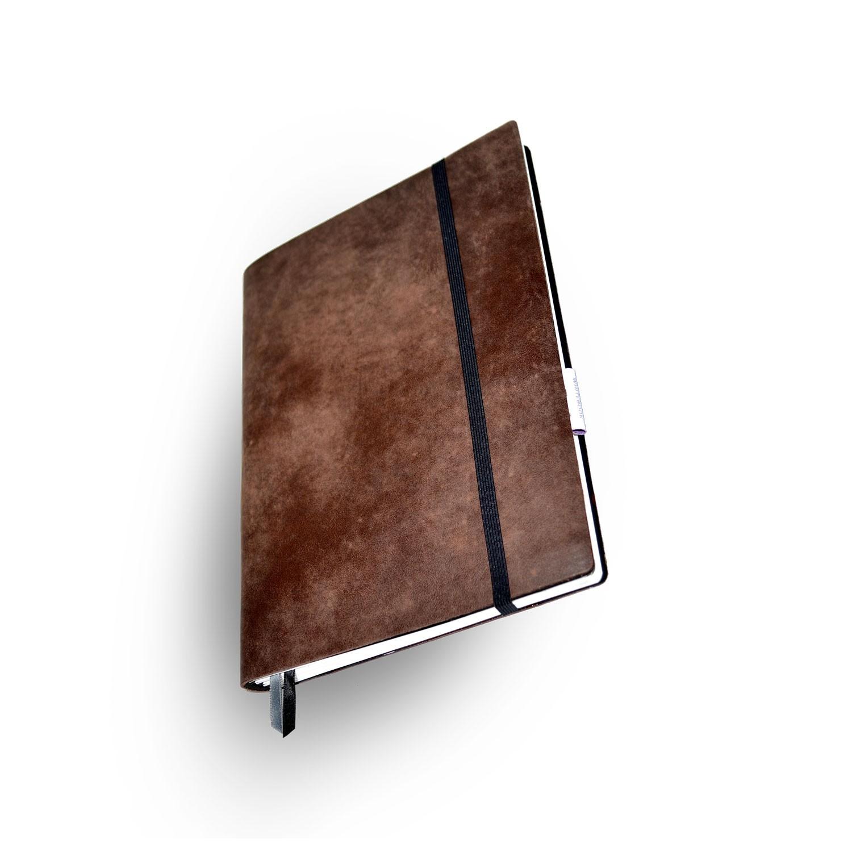 Whitebook Soft, S205-XL, Brown antique