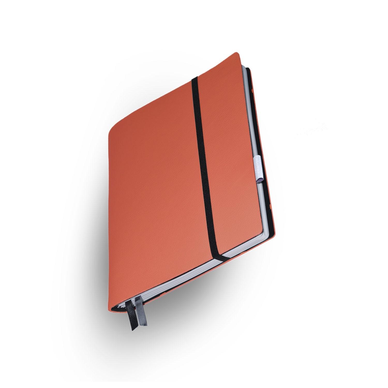 Whitebook Soft, S214-XL, Hermes Orange