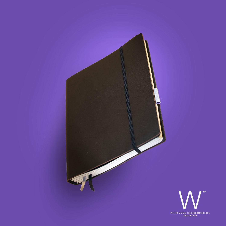 Whitebook Standard, S023, Dark Brown