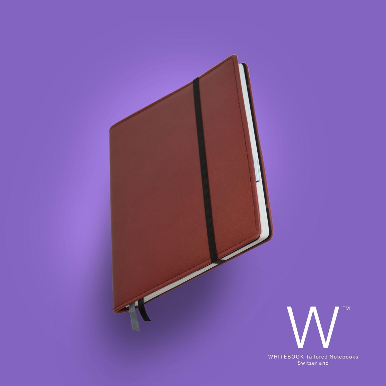 Whitebook Premium, P160w, LV Framboise