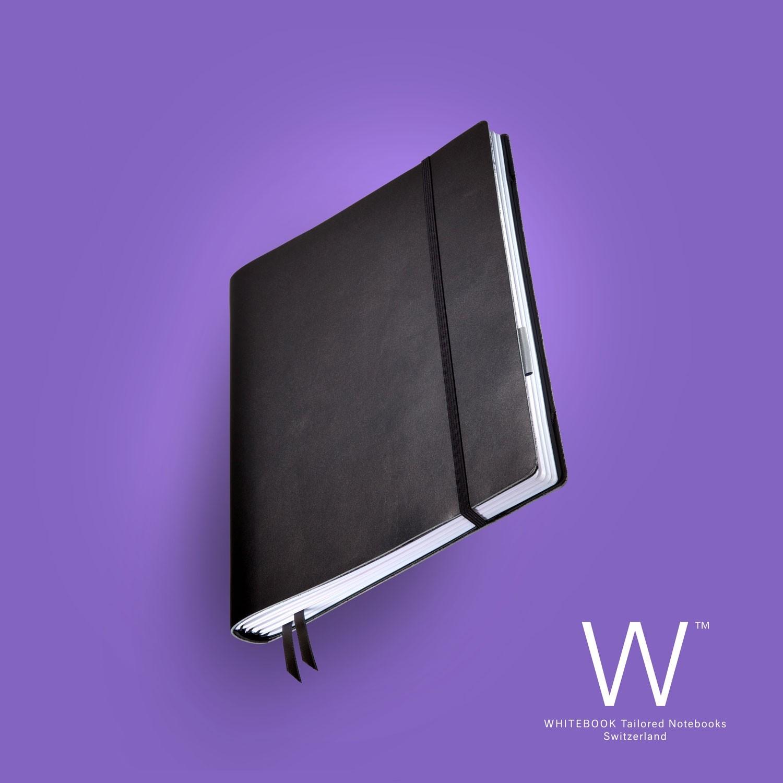 Whitebook Standard, S001, Black