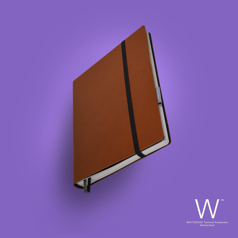 Whitebook Soft, S202, Hazel
