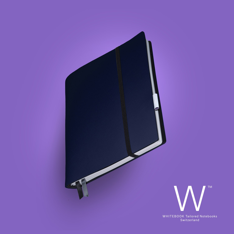 Whitebook Soft, S206, Indigo Barenia
