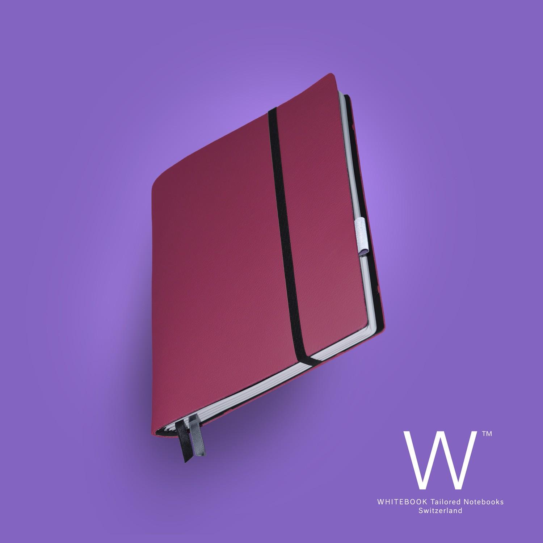 Whitebook Soft, S213, Togo Rubis