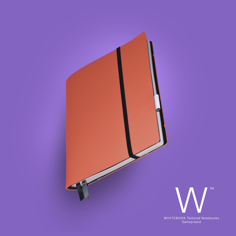 Whitebook Soft, S214, Hermes Orange