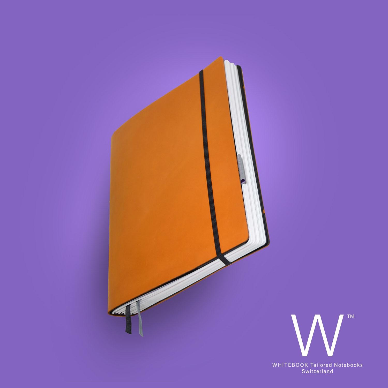 Whitebook Standard, S043, Hermes Orange