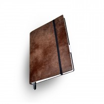 Whitebook Soft, S205-XL, Brown antique