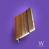 Whitebook Haute Couture, H001, Multi-Color Stripes