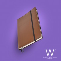 Whitebook Premium, P037w, Light brown