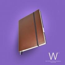 Whitebook Standard, S025, Maroon