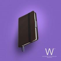 Whitebook Mobile, P005, Dark brown