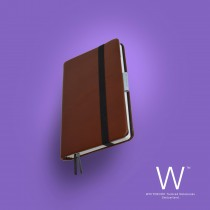 Whitebook Mobile, P173, LV Iris noir