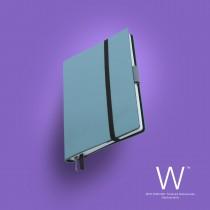 Whitebook Slim, S211, Turquoise