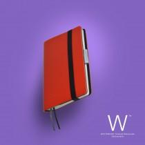 Whitebook Mobile, S548, LV rouge
