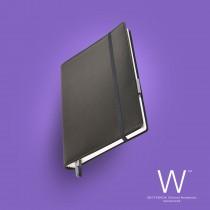 Whitebook Premium, P003w, Black