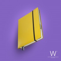 Whitebook Premium, P035w, Yellow