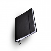 Whitebook Standard, S001-XL, Black