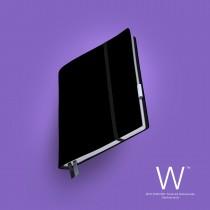 Whitebook Soft, S201, Black