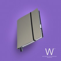 Whitebook Soft, S210, Gris Perle