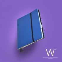 Whitebook Soft, S296, LV bleu
