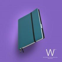Whitebook Soft, S298, LV bleu canard