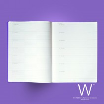 WHITEBOOK PLANNER «2019», C017, Monthly and weekly planner