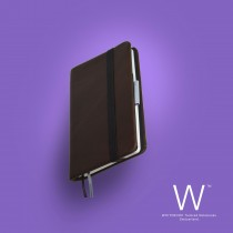 Whitebook Mobile, P005, Dark brown