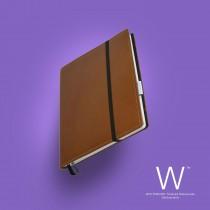 Whitebook Premium, P167w, LV Cognac imperial