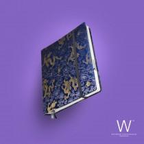 Whitebook Haute Couture, H018, Brokat Silk, Chinese dragons
