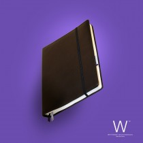 Whitebook Premium, P005w, Brown