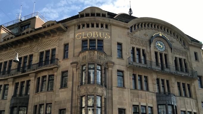 Globus, Basel