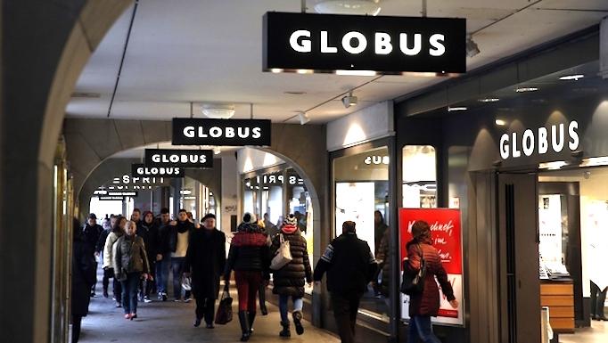 Globus, Bern