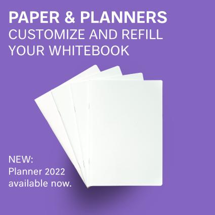 Whitebook Cahiers