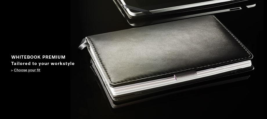 Whitebook Premium - Choose your Style