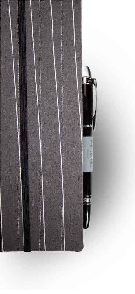 Whitebook Tailored Notebook